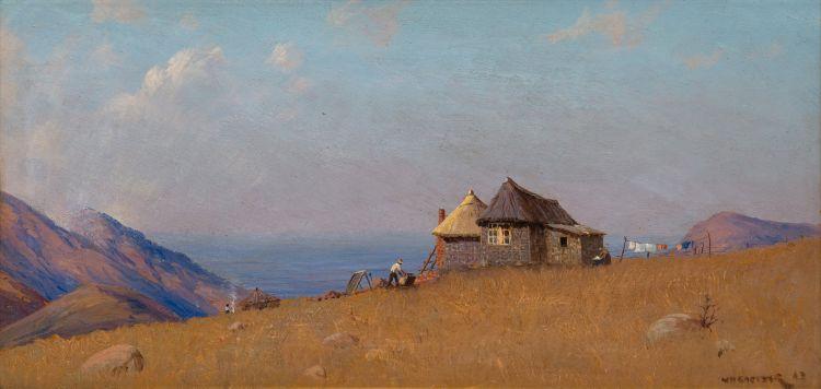 Willem Hermanus Coetzer; Temporary Home of Baragwanath; The Downs, N.Tvl, Near Leydsdorp