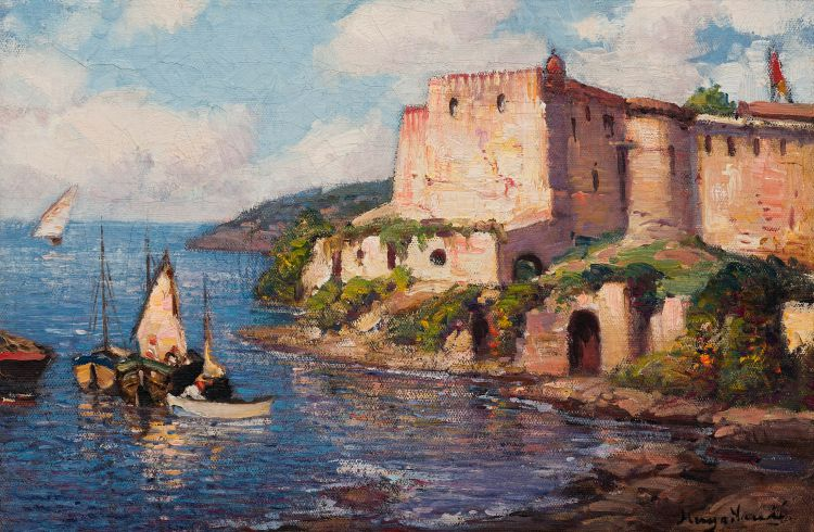 Hugo Naudé; Fort Jesus, Mombassa