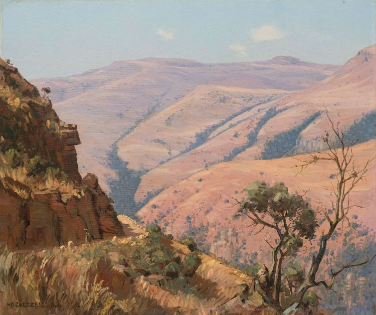 Willem Hermanus Coetzer; Valley of a Thousand Hills
