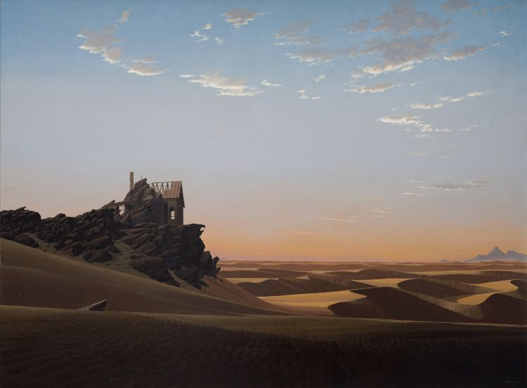 Keith Alexander; Petrified Land