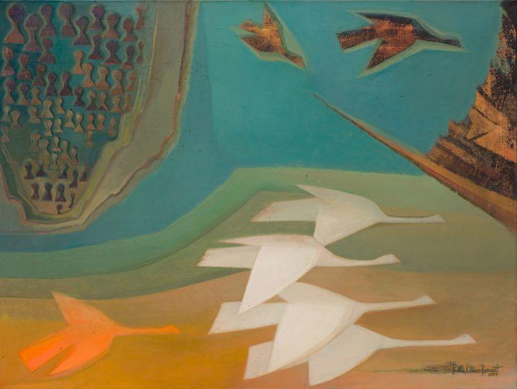 Bettie Cilliers-Barnard; Destination