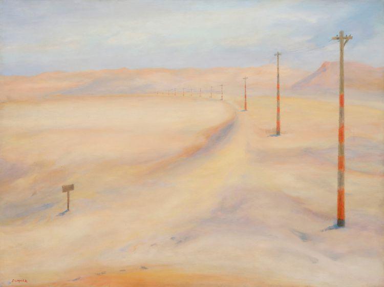 Maud Sumner; Namib Desert No 12