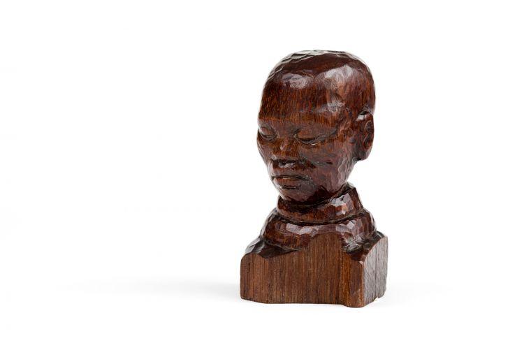 Ernest Mancoba; Head of a Mapedi