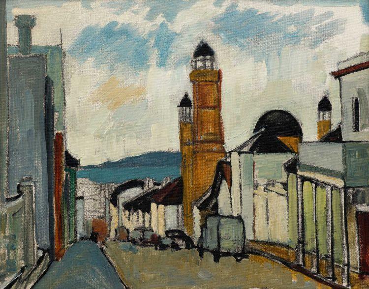 David Botha; Zeenatul Mosque, Muir Street, District Six