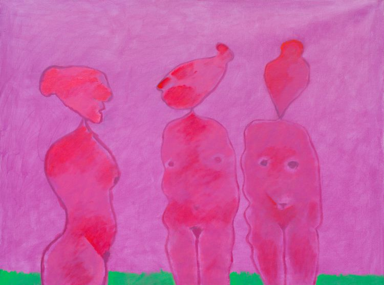 Robert Hodgins; Girls in the Grass