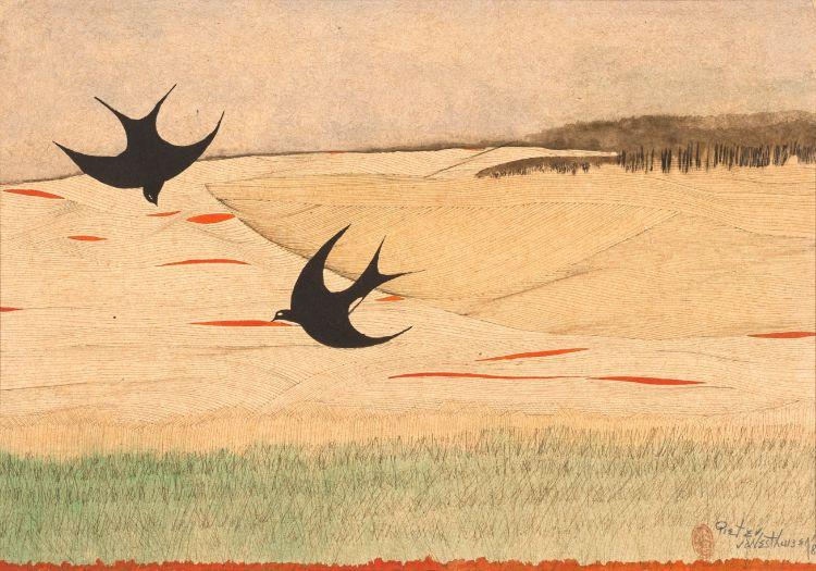 Pieter van der Westhuizen; Swallows