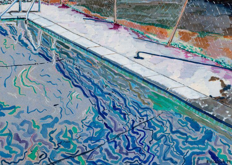 Fée Halsted; Splash
