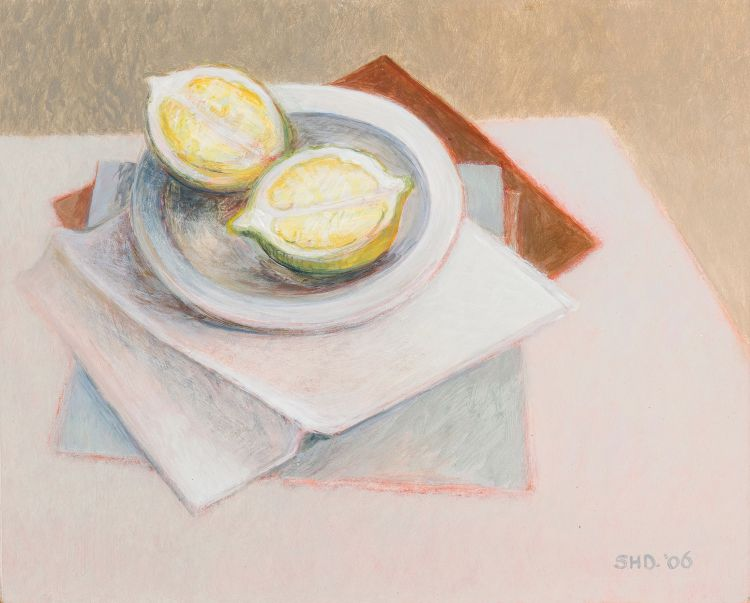 Susan Helm Davies; Halves of Lemons