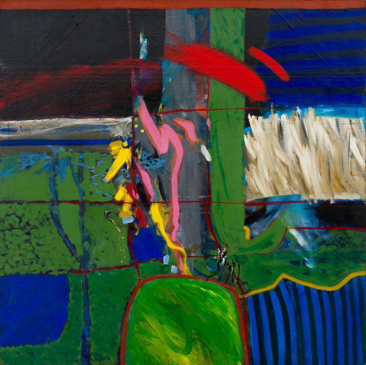 Michael Kane Taylor; Abstract Composition