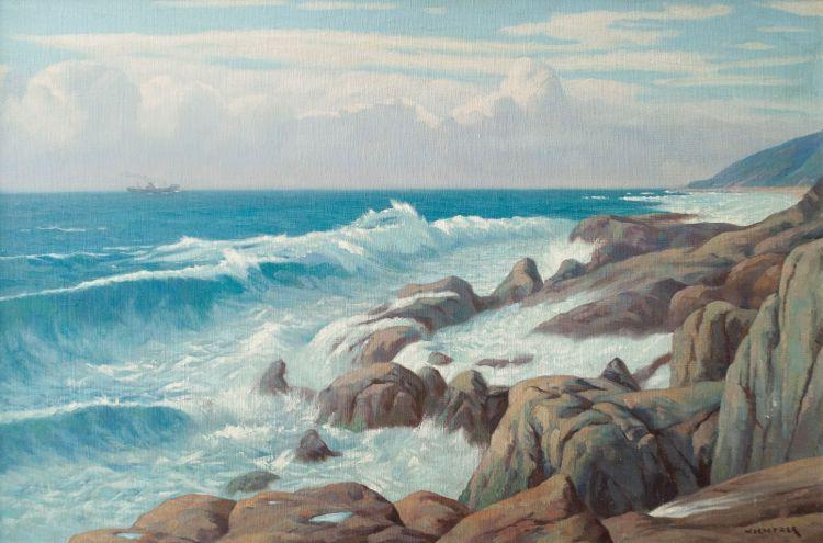 Willem Hermanus Coetzer; South Coast