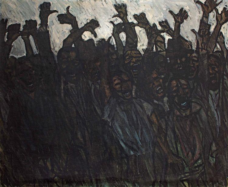 Helmut Starcke; Africa