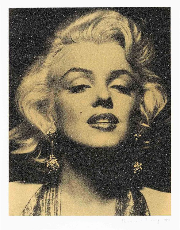 Russell Young; Marilyn Monroe