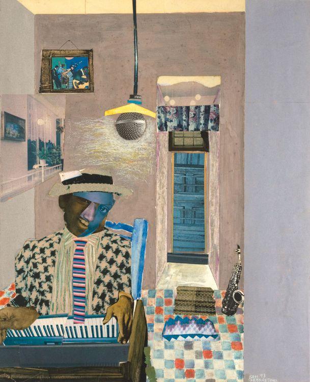 Sam Nhlengethwa; The Proud Musician