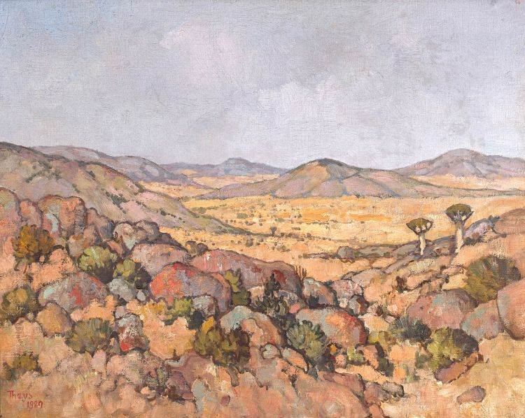 Conrad Theys; Plains of Nigramoeb