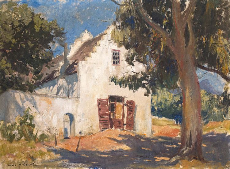 Terence McCaw; Cape Farmhouse