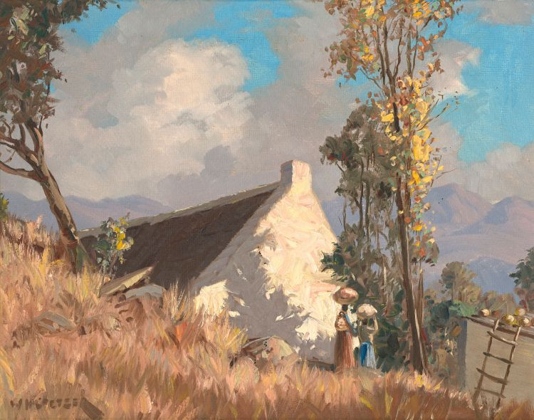 Willem Hermanus Coetzer; Walking Home