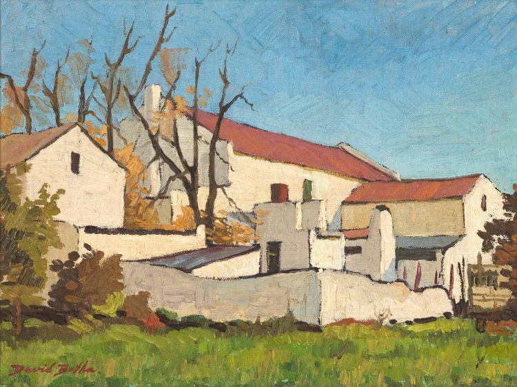 David Botha; Huise, Wellington