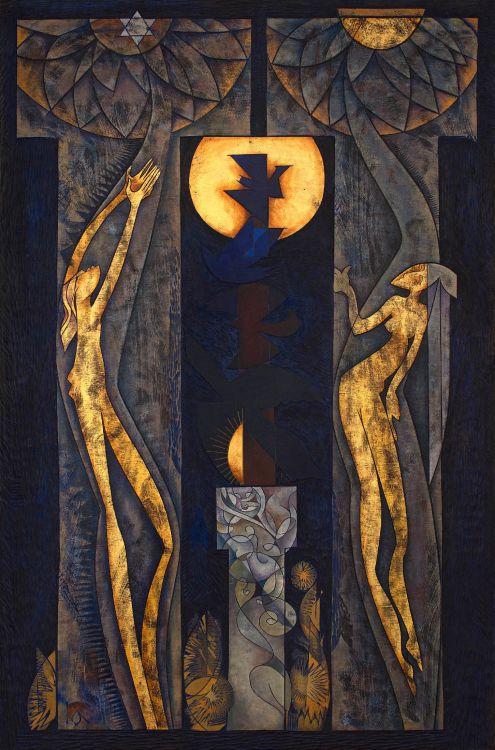 Raymond Andrews; A Night Full of Light