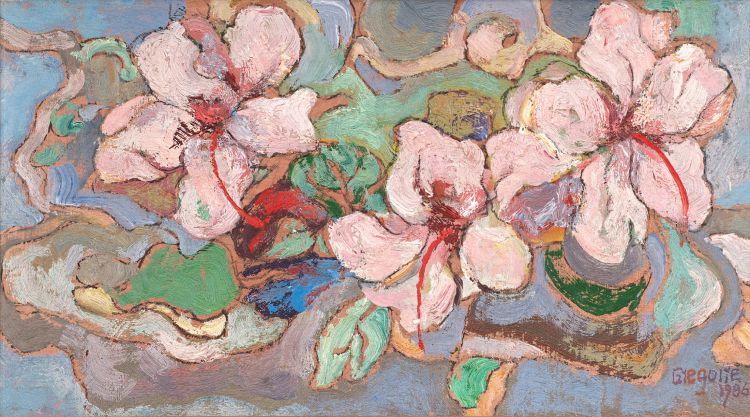 Gregoire Boonzaier; Hibiscus