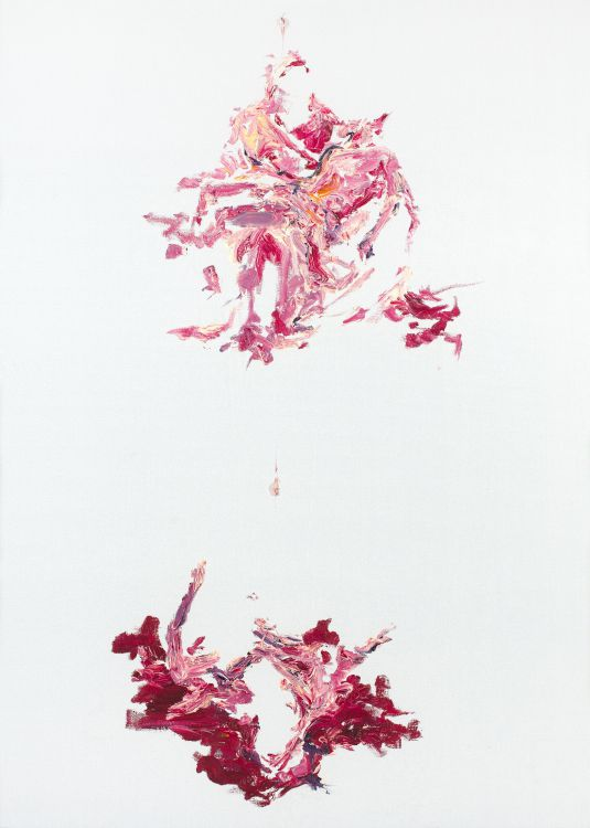 Wim Botha; Untitled 4 (Mercy Paintings)