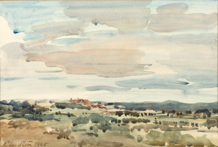 Philip Wilson Steer; Bridgnorth, Shropshire