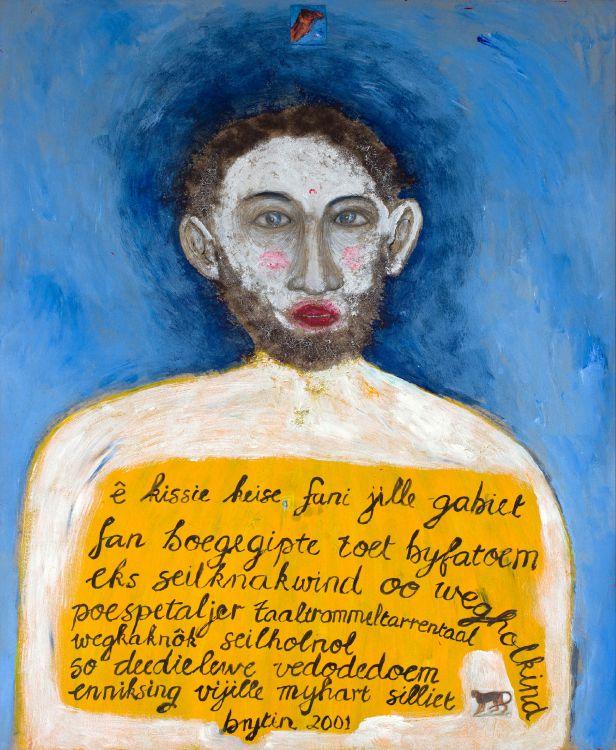 Breyten Breytenbach; From the Heart's Song