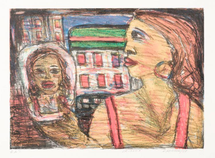 David Koloane; Mirror