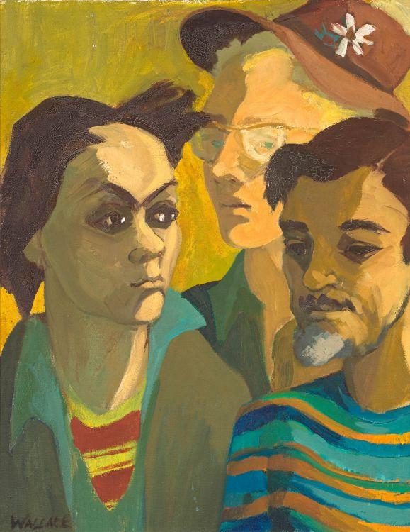 Marjorie Wallace; Jan Rabie and Friends