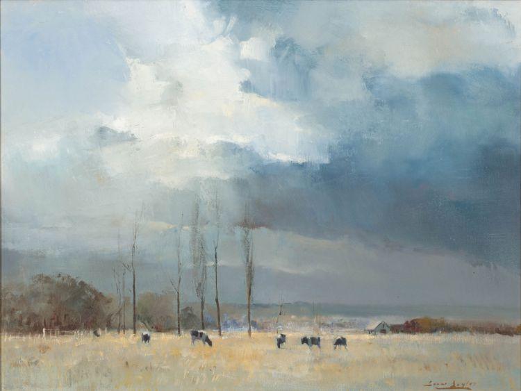 Errol Boyley; Morning Mist - Kokstad Dist.