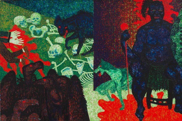 Jack Heath; The Day of Dingane