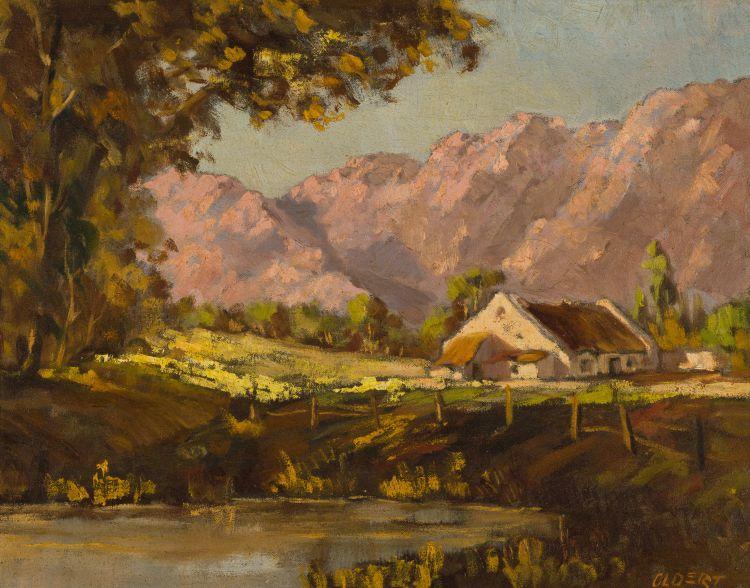 Johannes Oldert; Cape Farmstead