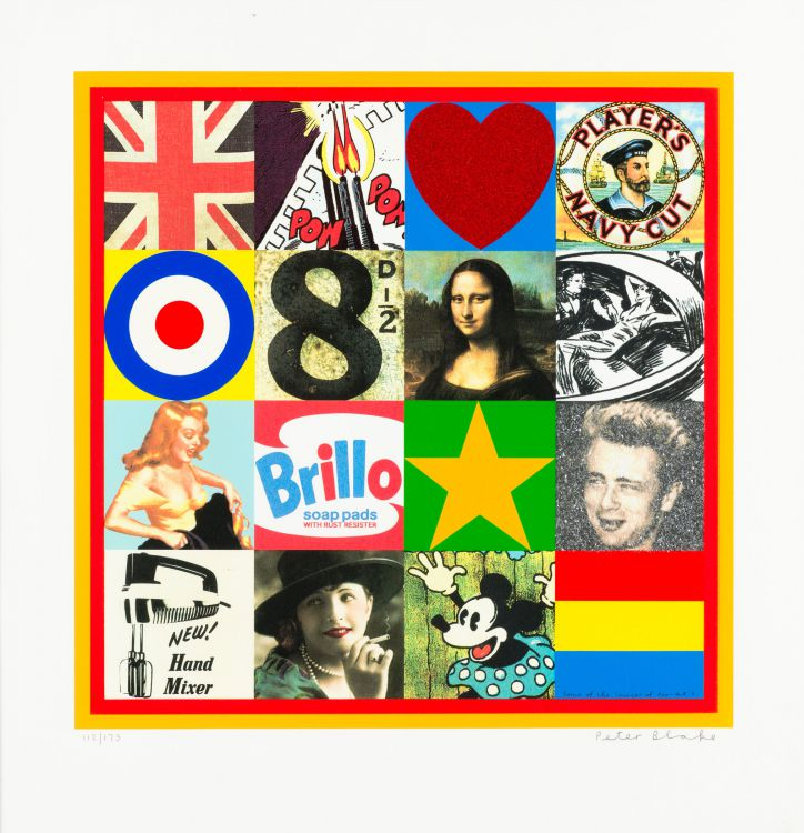 Peter Blake; Some of the Sources of Pop-Art 5