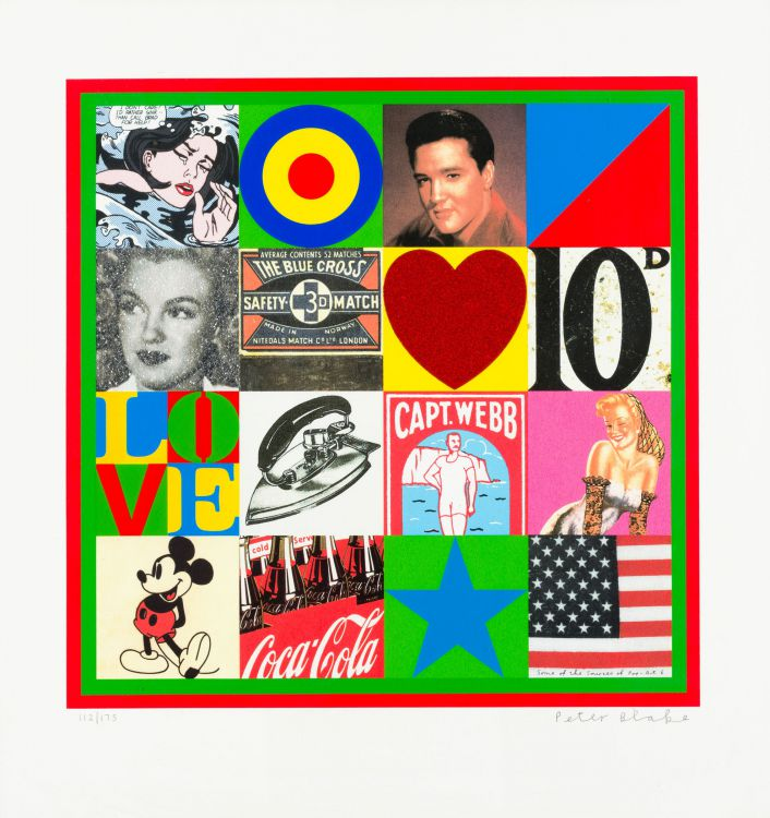 Peter Blake; Some of the Sources of Pop-Art 6