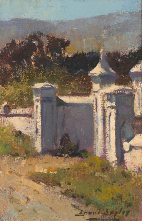 Errol Boyley; The Old Gate