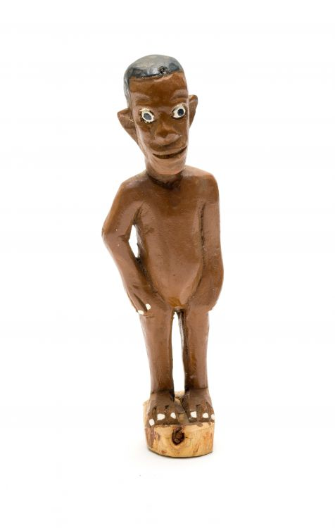 Phillip Rikhotso; Naked Man with Bent Arm