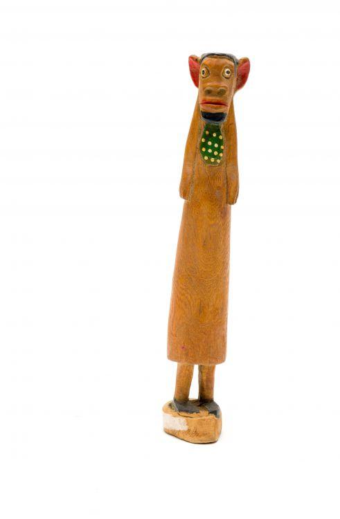 Phillip Rikhotso; Figure with Green Necktie