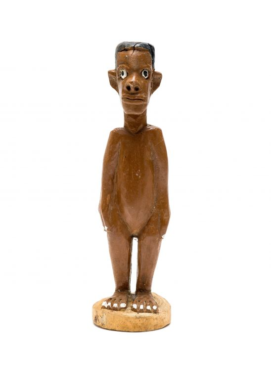 Phillip Rikhotso; Naked Figure