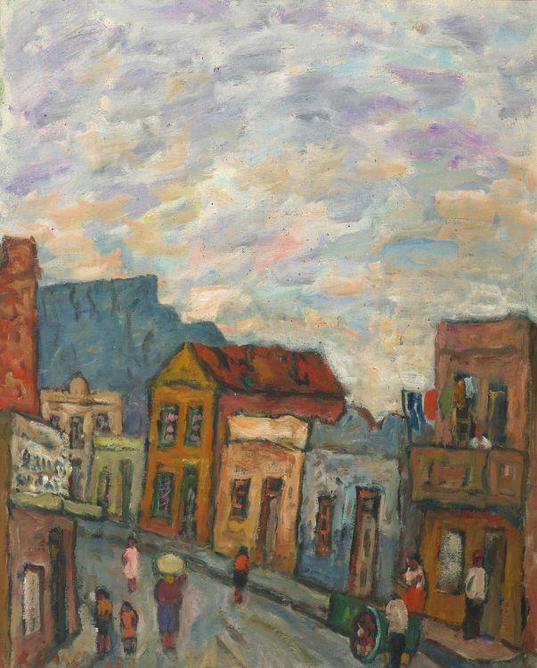 Kenneth Baker; Street Scene, District Six