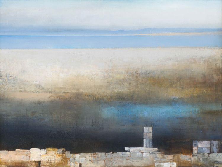 Harold Voigt; Abstract Landscape