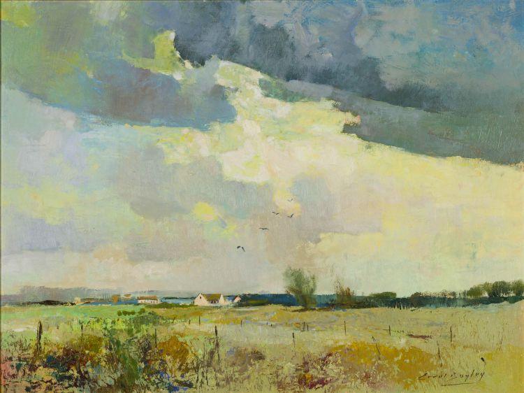 Errol Boyley; Farm Landscape