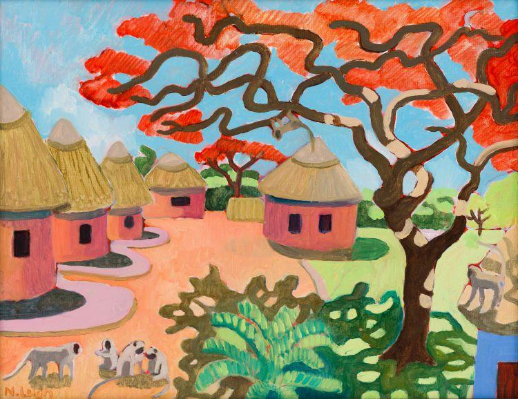 Nicky Leigh; Kruger Park