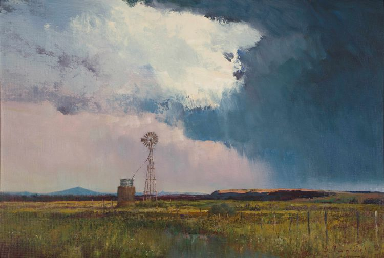 Christopher Tugwell; Storm Clouds