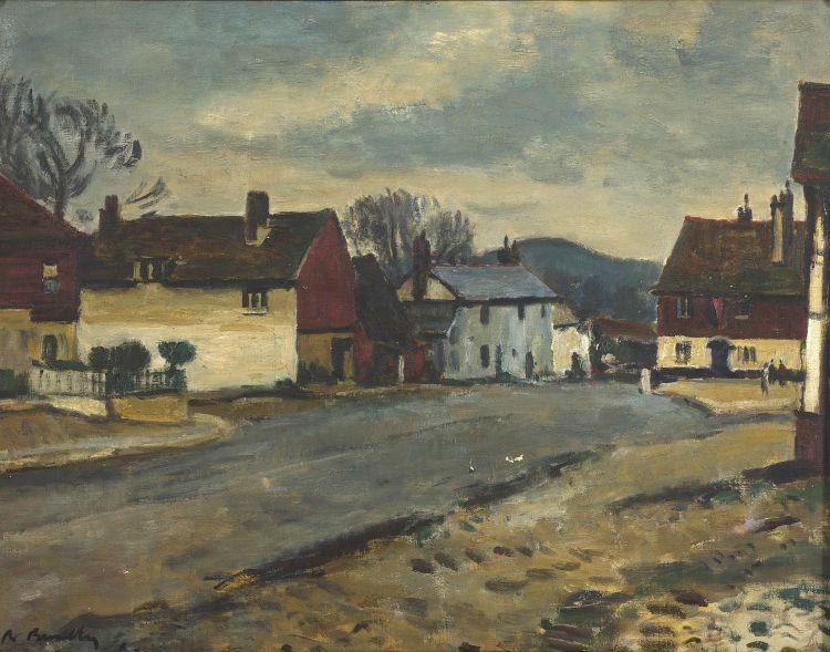 Robert Broadley; Village Street