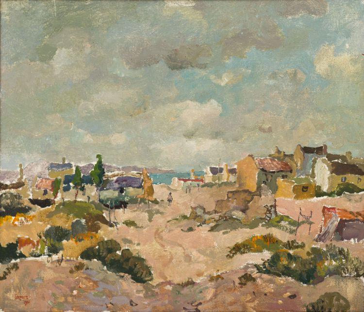 Gregoire Boonzaier; Waenhuiskrans