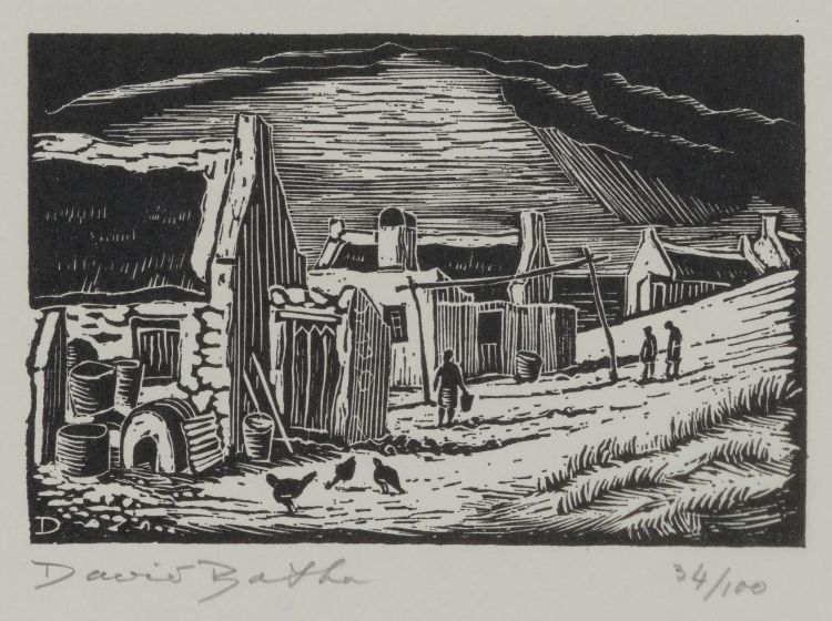 David Botha; Cottages by the Sea