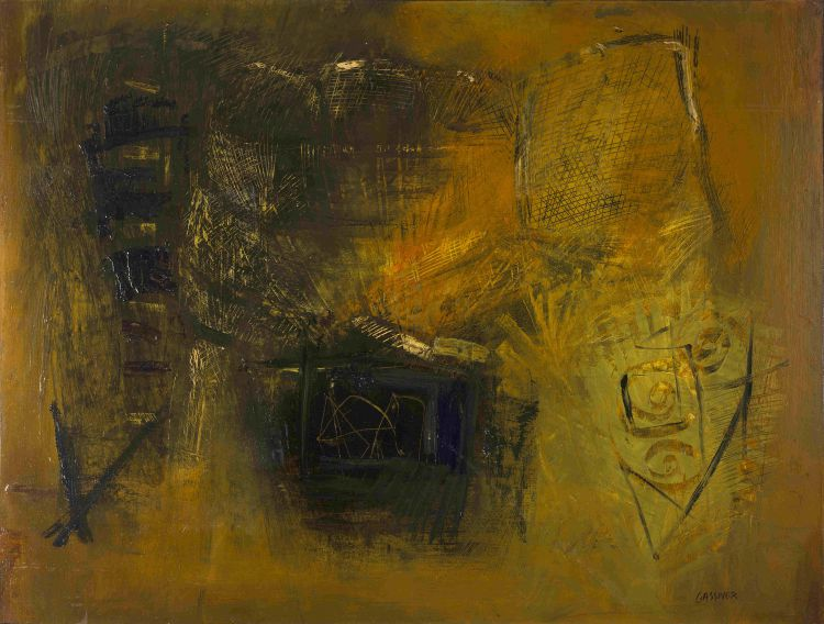 Charles Gassner; Abstract