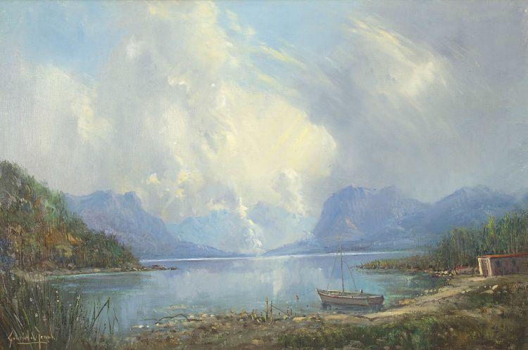 Gabriel de Jongh; Sedgefield