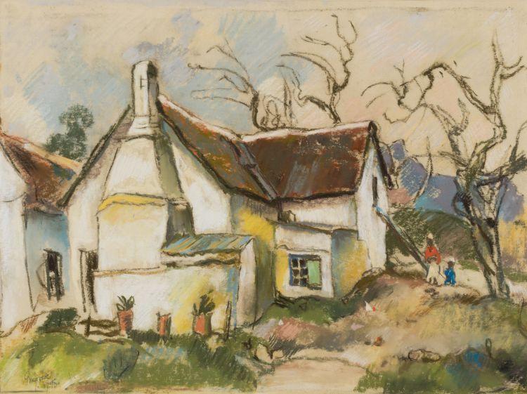 Gregoire Boonzaier; Farm House