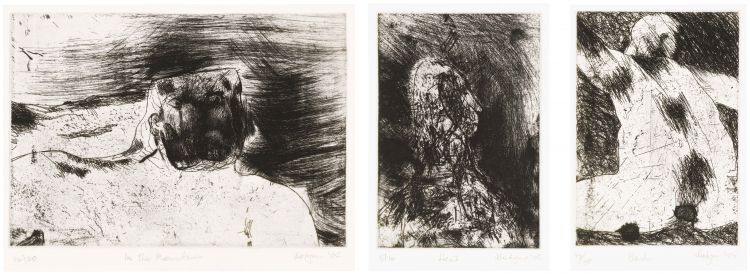 Robert Hodgins; Back; In the Mountains; Head, three