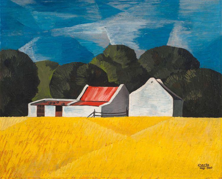 Peter Clarke; Farm House